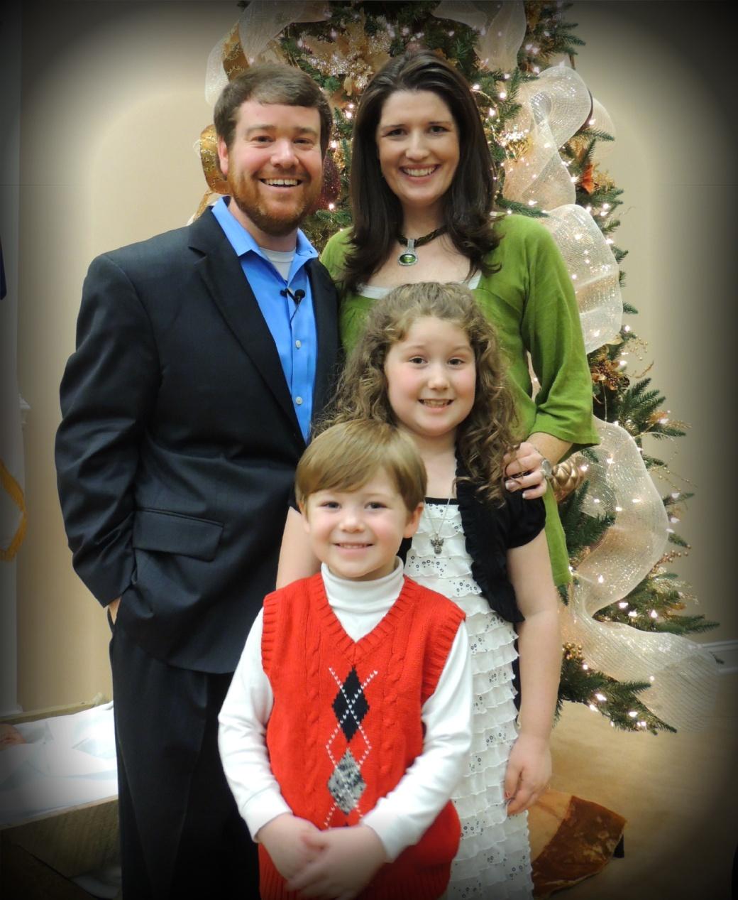 The Martin's - Christmas 2013