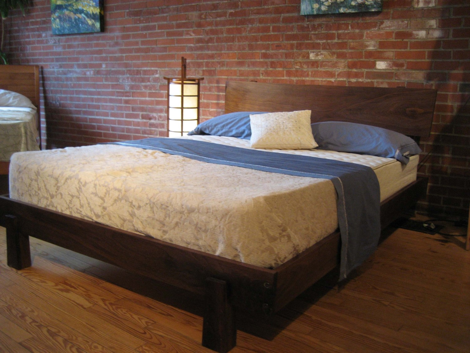 How To Build Wood Platform Bed Queen Pdf Plans